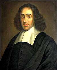 Baruch Spinoza the philosopher-Saint